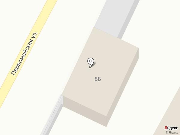 Сервис на карте Бердска