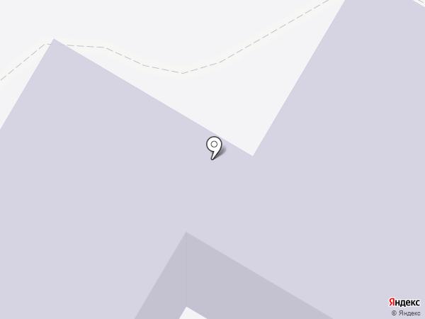 Детский сад №27 на карте Бердска