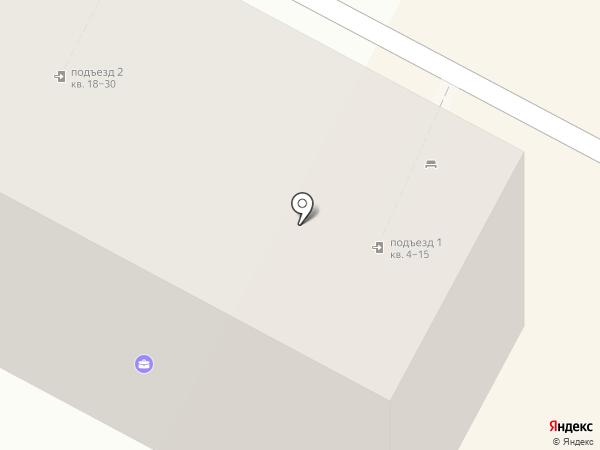Квартирный вопрос на карте Бердска