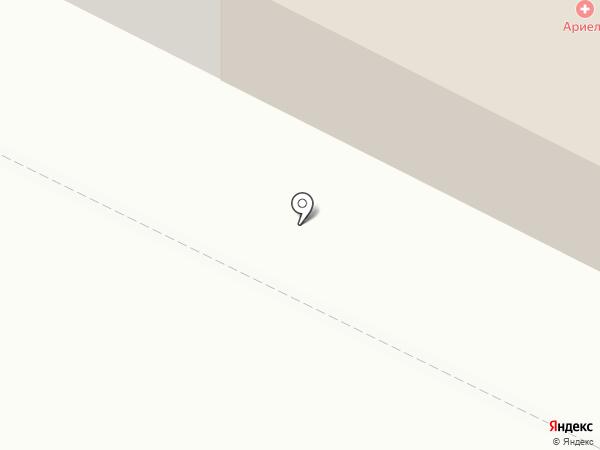 СК-Сервис на карте Новосибирска