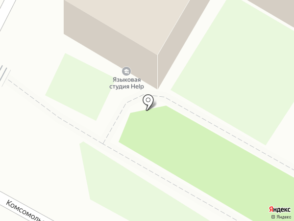 Сластена на карте Бердска