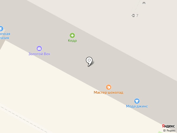 Агентство недвижимости на карте Бердска