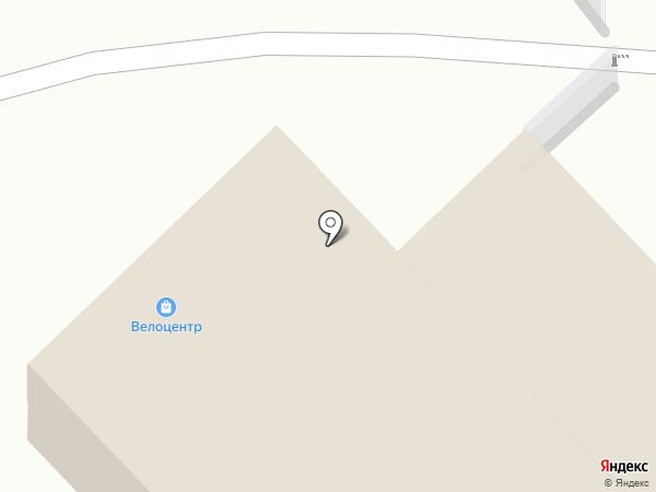 АвтоДрайв на карте Бердска