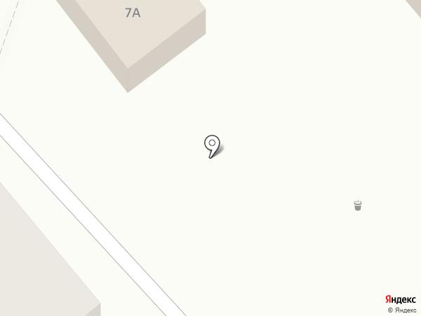 Магазин хозяйственных товаров на карте Бердска