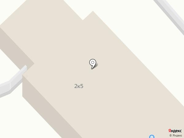 Клондайк на карте Бердска