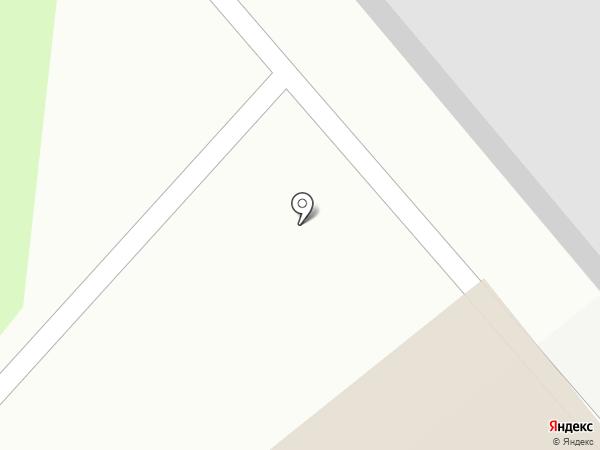 Алмаз на карте Бердска