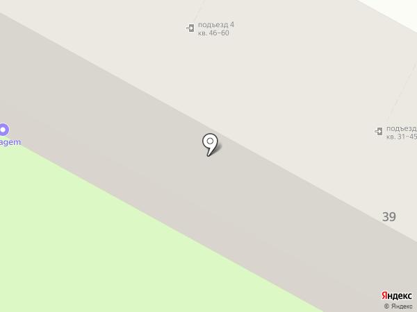 Моторесурс на карте Бердска