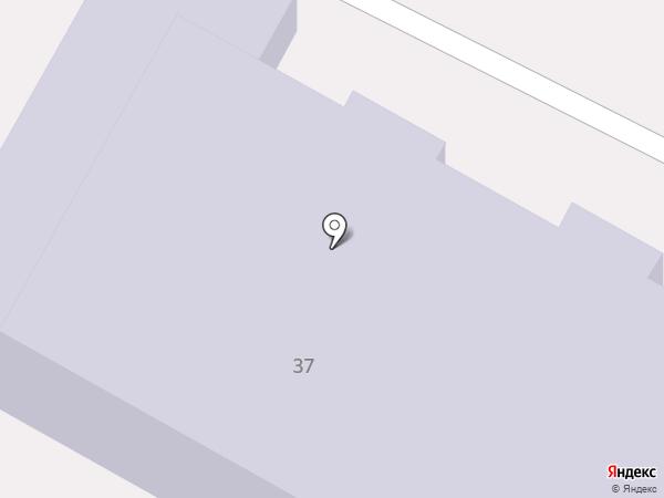 Детский сад №22 на карте Бердска