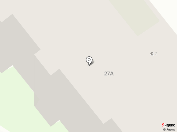 Воробушек на карте Бердска