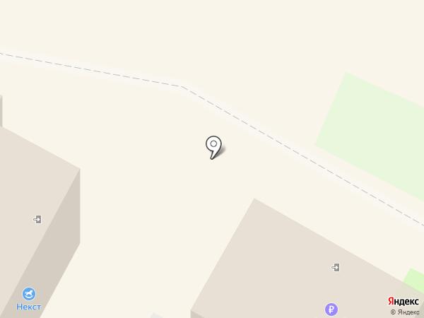 Цифроград на карте Бердска