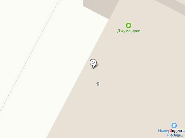 Центр Хорошего Настроения на карте Бердска