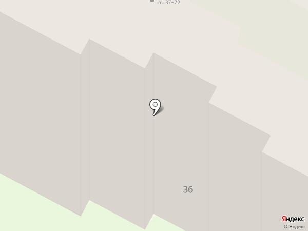 Ли-Лу на карте Бердска