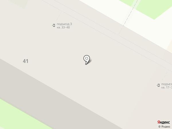 Ева на карте Бердска