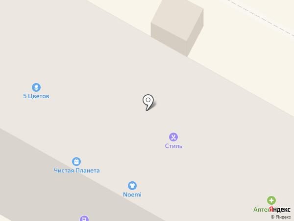 Secret на карте Бердска
