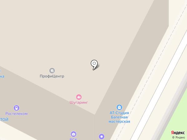 АТ-Студия на карте Бердска