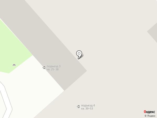 Багира на карте Бердска