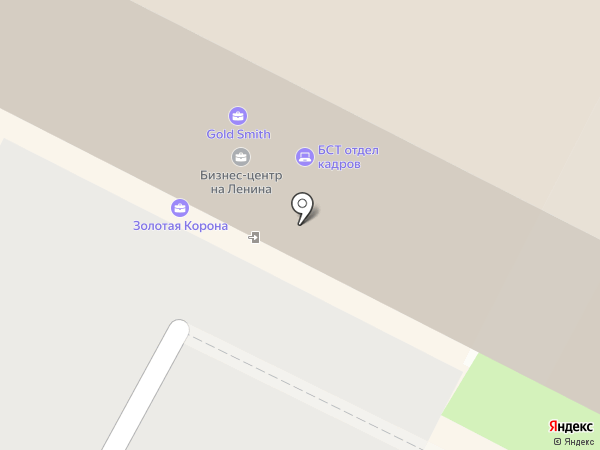 ТРАНСФЕР на карте Бердска