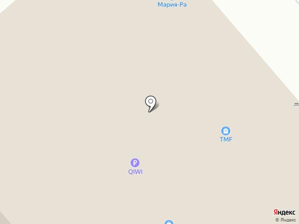 Холди Дискаунтер на карте Бердска