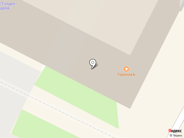 Столовая на карте Бердска