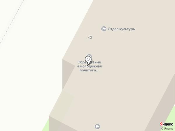 Отдел культуры г. Бердска на карте Бердска