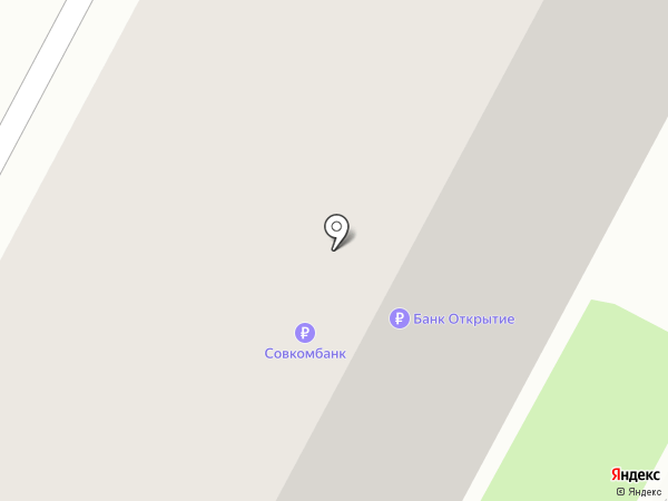 Региональный центр недвижимости на карте Бердска