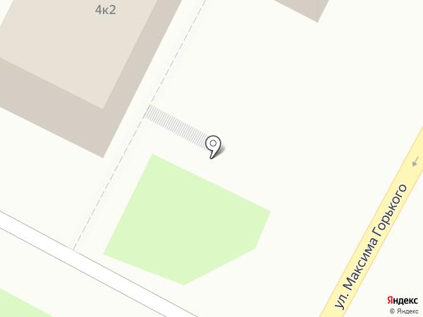 Дядя Дёнер на карте Бердска