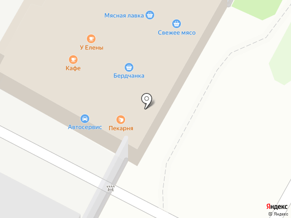 Пекарня на карте Бердска