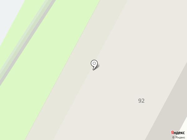 Компьютерная лавка на карте Бердска
