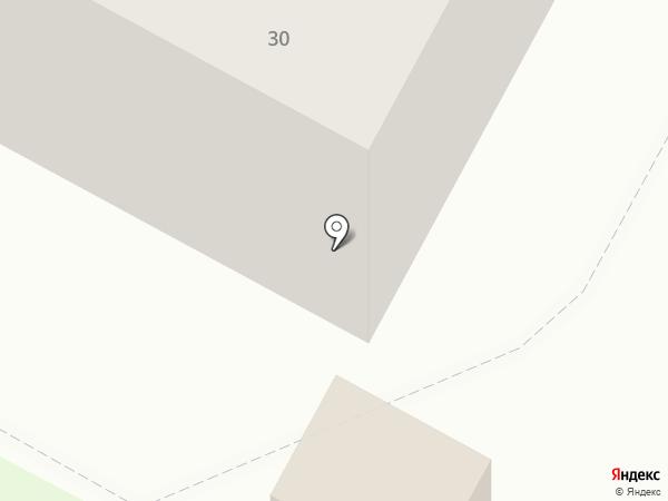 Швейная мастерская на карте Бердска