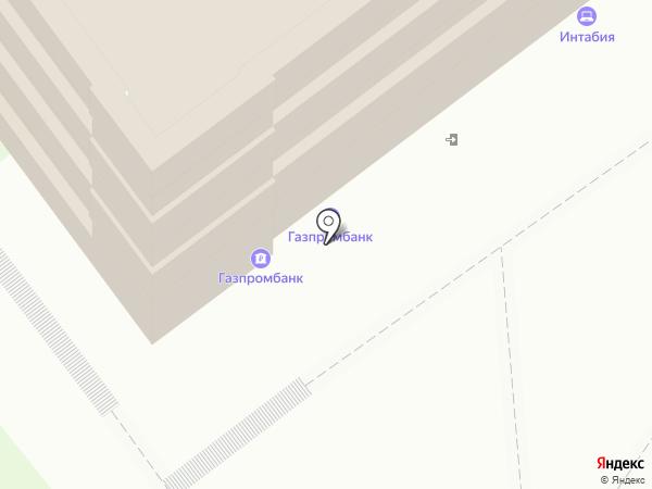 АБСОЛЮТ-ПАРТНЕР на карте Новосибирска