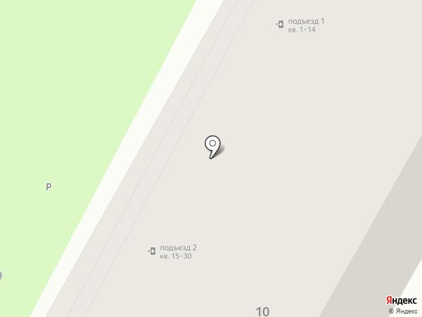 Настенька на карте Бердска