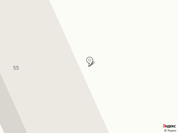 55 энтузиастов на карте Бердска