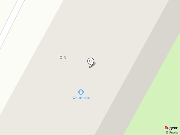 Книжная долина на карте Бердска