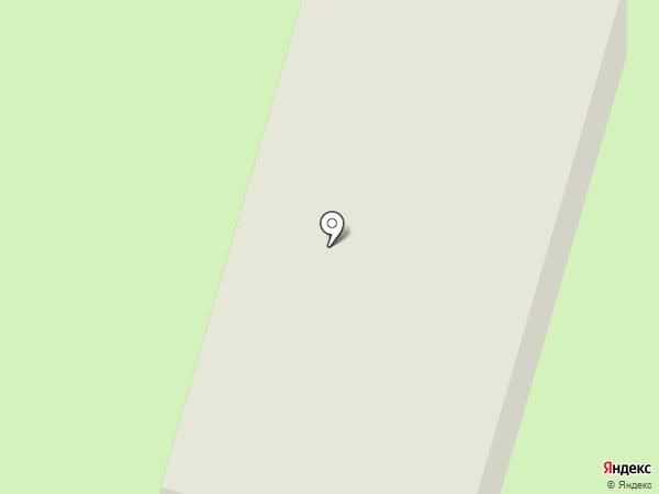 Былина на карте Бердска