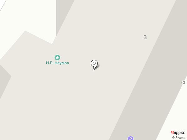 Банк Левобережный на карте Бердска