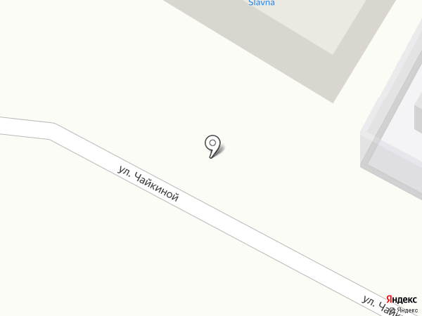 Уют на карте Бердска