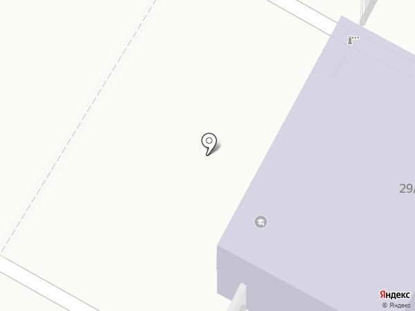 Городской Центр Детского Творчества на карте Бердска