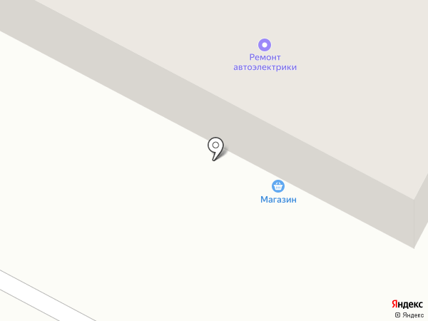 Мясное Дело на карте Бердска