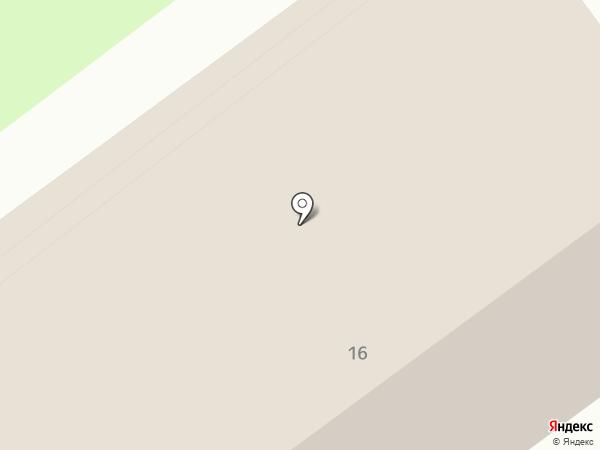 Эйдос на карте Новосибирска