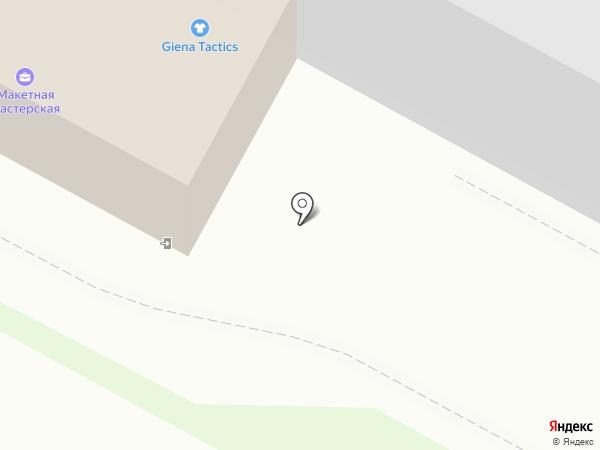 Персональ на карте Бердска