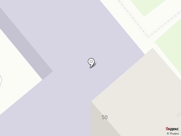 ДЮСШ на карте Бердска