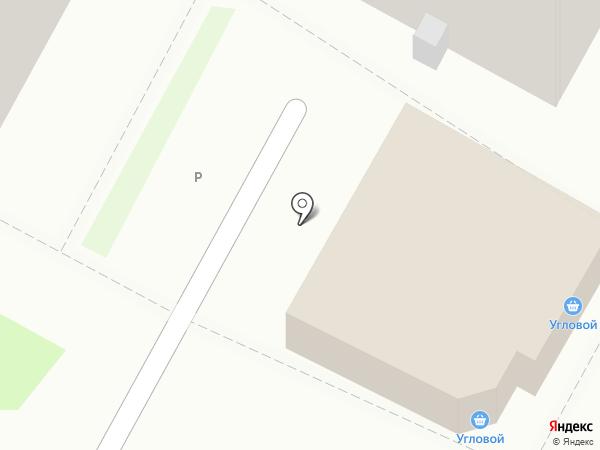Лиана на карте Бердска