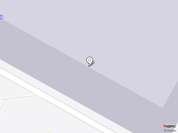 Лицей №7 на карте Бердска