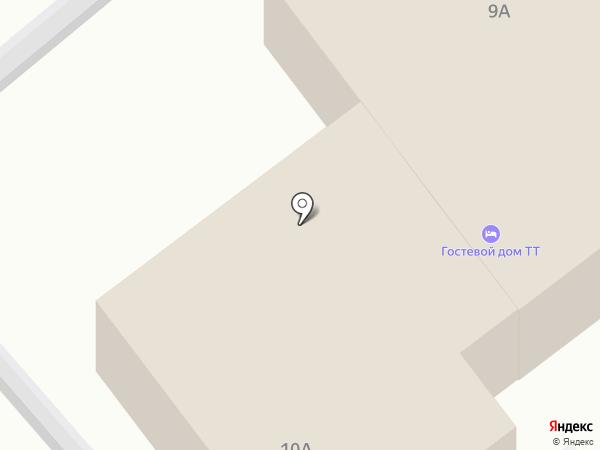 ТТ на карте Бердска