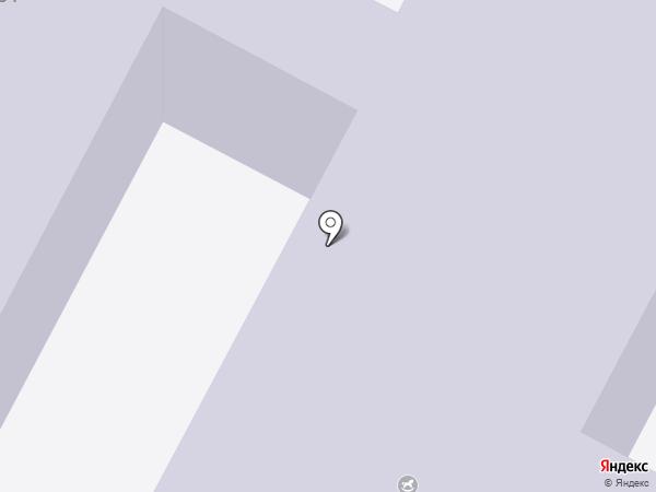 Детский сад №24, Пчелка на карте Бердска