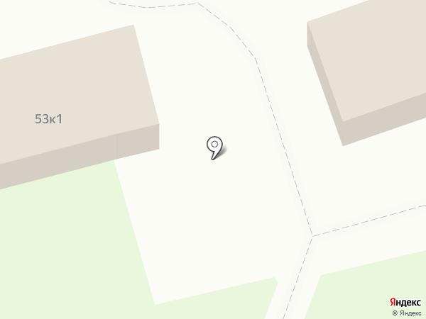 Магазин бытовой химии и автомасел на Линейной на карте Мочища