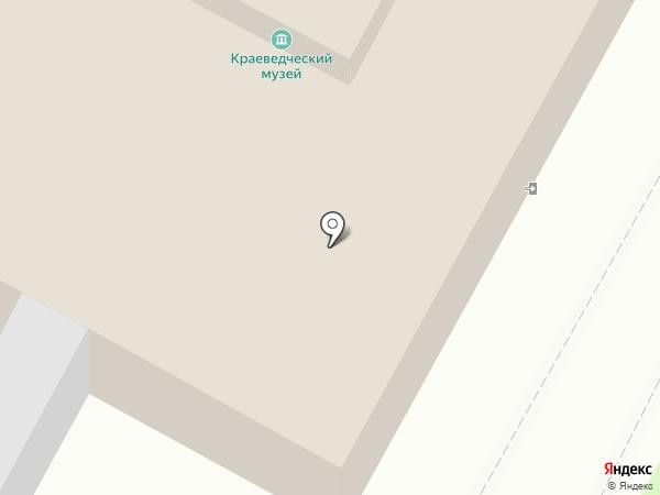 Городской историко-художественный музей на карте Бердска