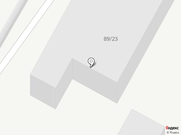 Созвездие на карте Бердска