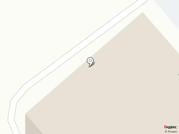 Север на карте Бердска