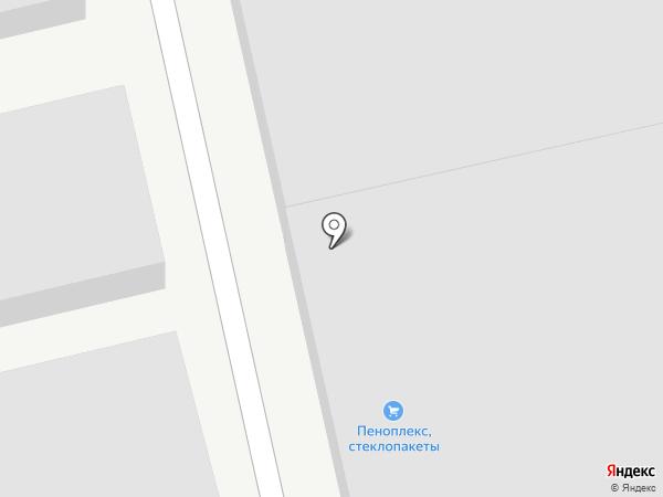 ЭкоВетЦентр на карте Новосибирска